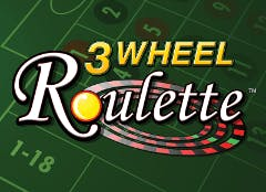 Three Wheel Roulette Online