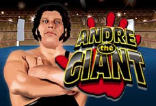 Andre the Giant Slots Online Logo