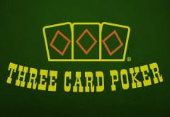 Three Card Poker Online