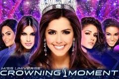 Miss Universe Crowning Moment Slots Online