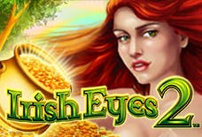 Irish Eyes 2 Slots Online Logo