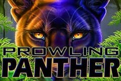 Prowling Panther Slots Online Logo