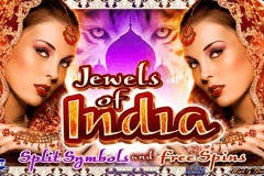 Jewels of India Slots Online Logo