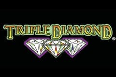 Triple Diamond Slots Online Logo