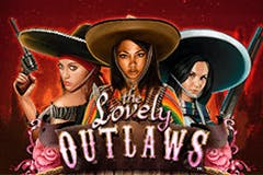 The Lovely Outlaws Slots Online Logo
