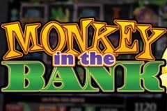 Monkey in the Bank Slots Online Logo