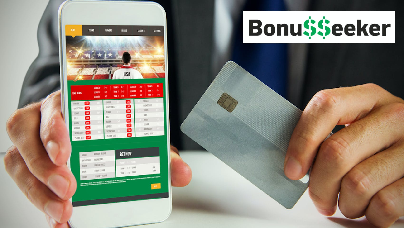 Online Sports Betting to be Made Legal in the USA - Expect sites in 2018