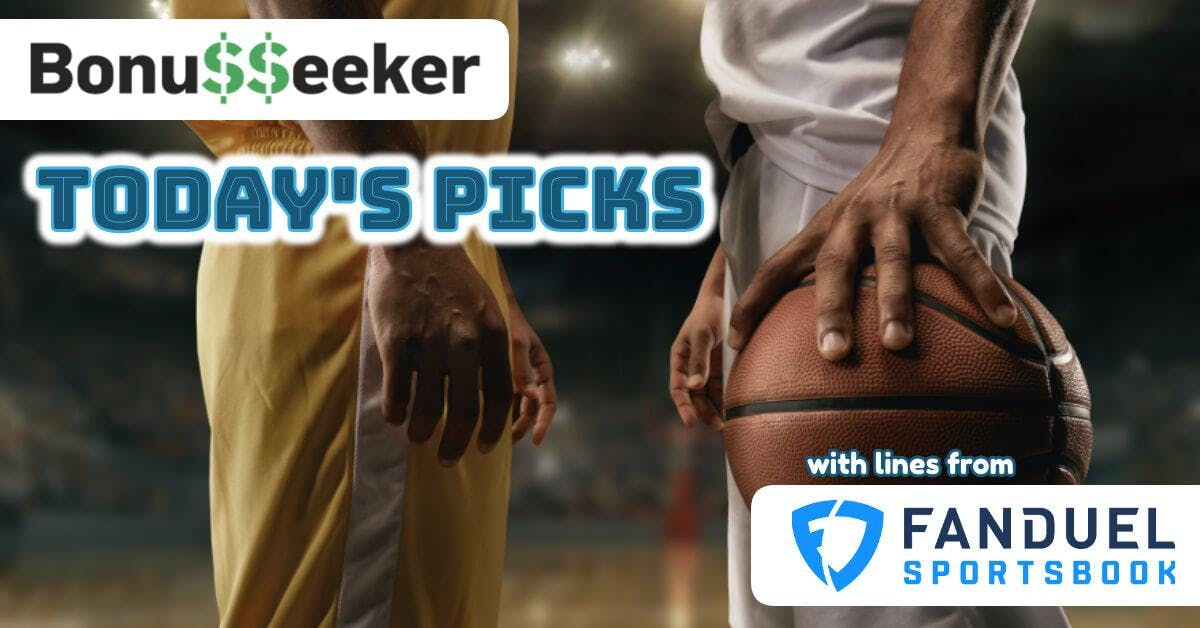 NBA Picks With FanDuel Sportsbook: Free Sports Picks Daily - March 8