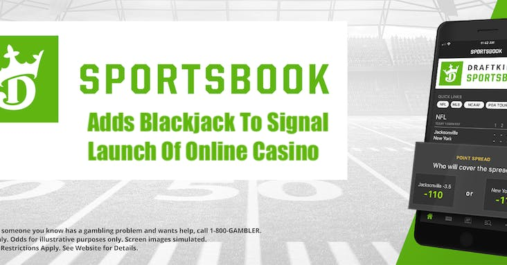 Draftkings Casino Launch on Dec 17th Turns DFS Giant In Full-Blown Online Gambling Company