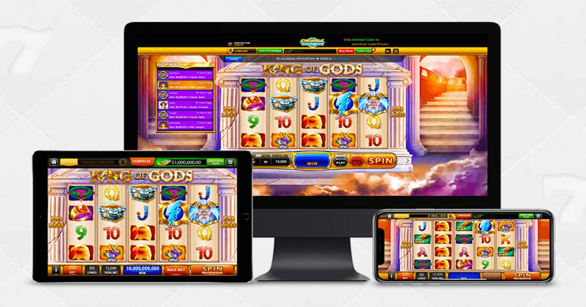 Chumba Casino Uses Sweepstakes-Based Betting For Real Money Prizes