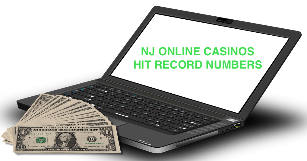 NJ Online Casinos Hit Record Numbers Thanks To Sports Betting
