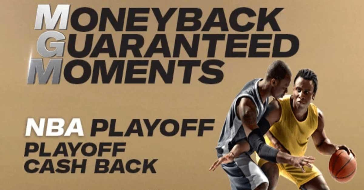 NJ Online Casino Promos: MGM Online Casino Sports Betting Offers