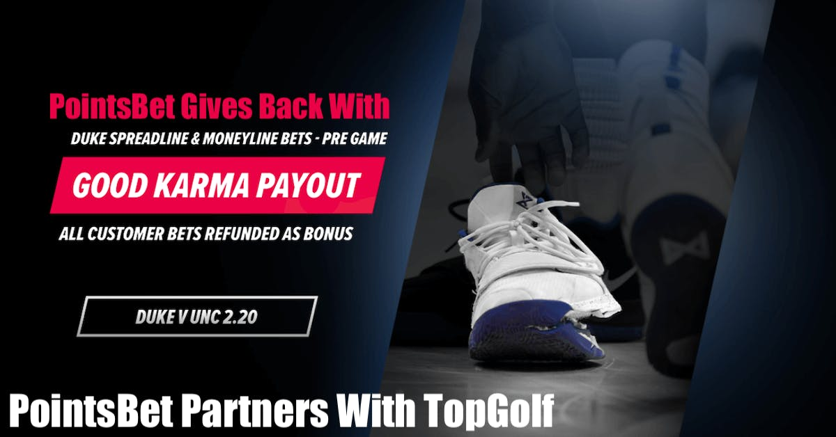 PointsBet Gives Back With Good Karma Payouts, Adds NJ Sports Betting Partners