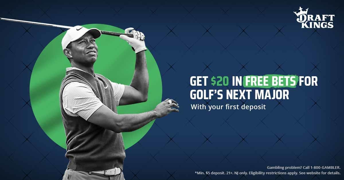 PGA Championship 2019: DraftKings Sportsbook Promotions & Betting Odds