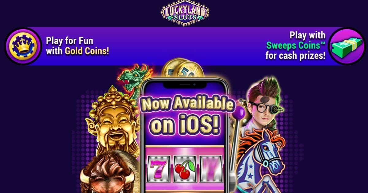 Luckyland Slots For Iphone Play Slots On Ios