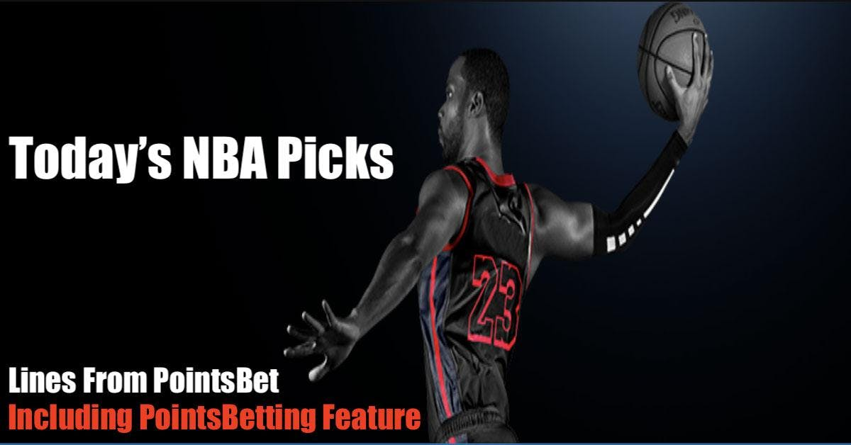 NBA Picks With PointsBet Sportsbook: Free Sports Picks Daily - April 19