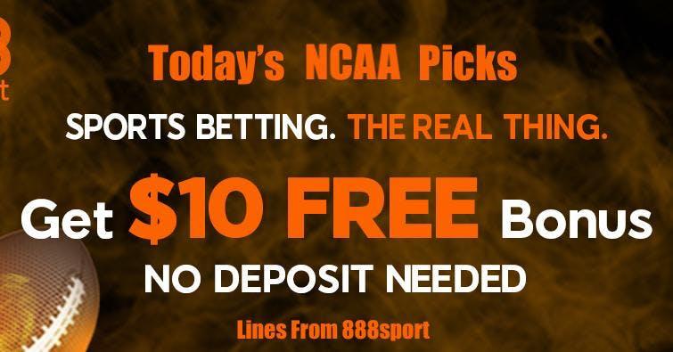 NCAAB Picks With 888sport: Free Sports Picks - March 15