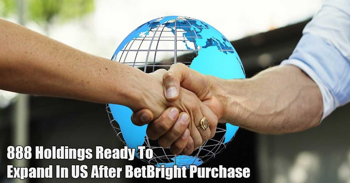 NJ Online Casino 888 Will Look To Expand In US After BetBright Purchase