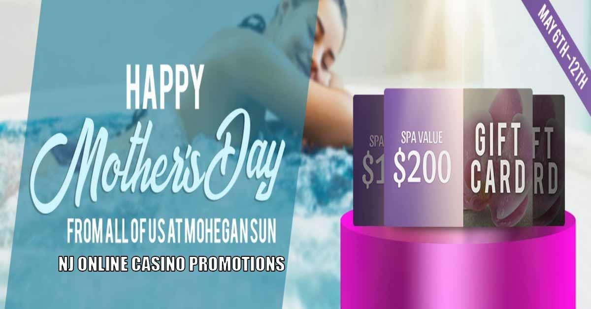 NJ Online Casinos Offering Mother's Day 2019 Promotions