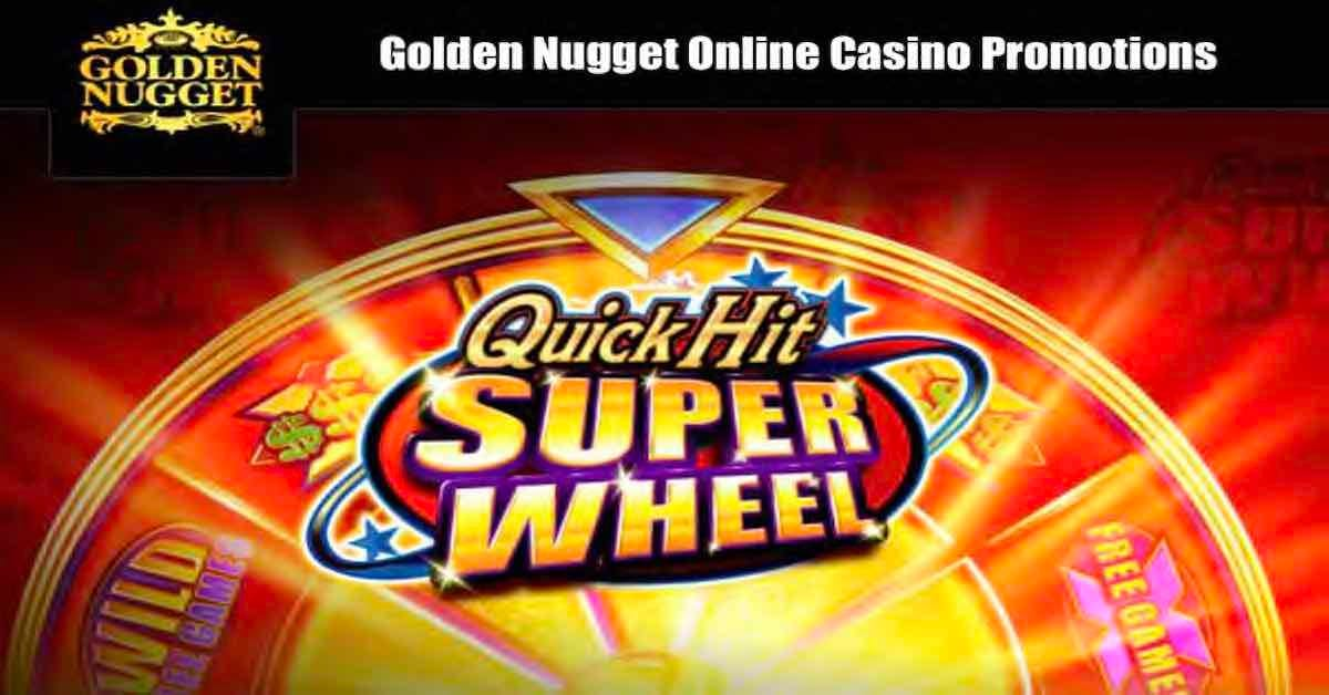 NJ Online Casino Golden Nugget Offers Great Promos For Casino Games & Sports Betting