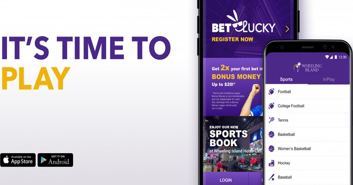 BetLucky Sportsbook Becomes First WV Sports Betting Mobile App