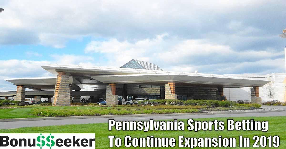 PA Sports Betting To Continue Expansion In 2019