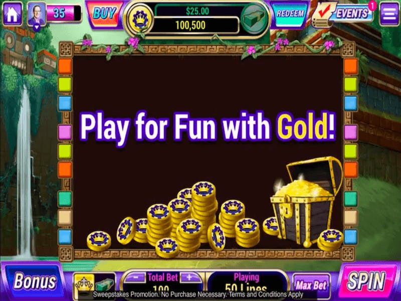LuckyLand Slots Gold Coins