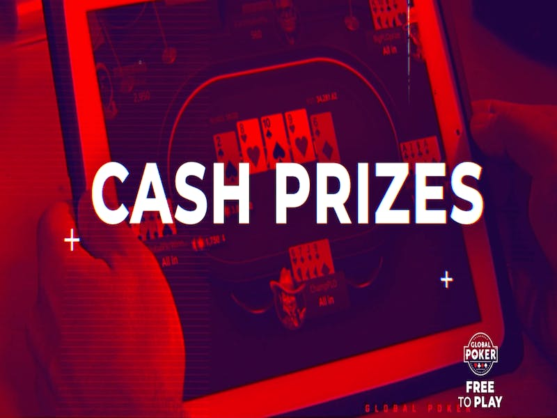 Global Poker Cash Prizes