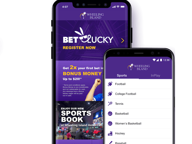 Betlucky Sportsbook App Betting Screen