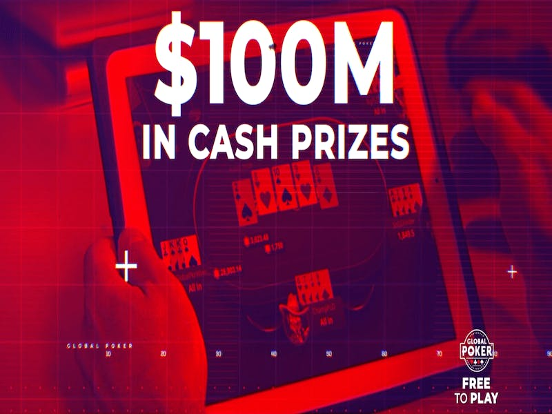 Global Poker $100M In Cash Prizes
