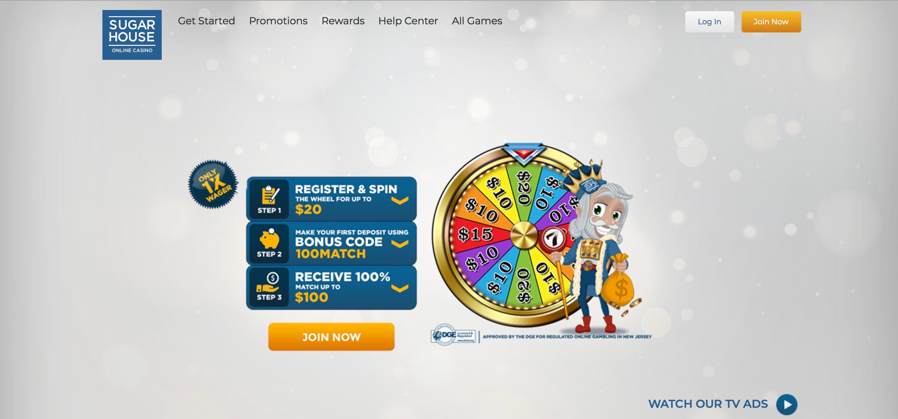 SugarHouse Online Casino NJ - $250 FREE - Bonus Code (2019)