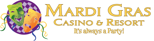 Mardi Gras Casino Sports Betting Logo