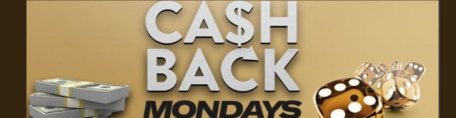 playMGM Online Casino Promo - Cashback Mondays In May