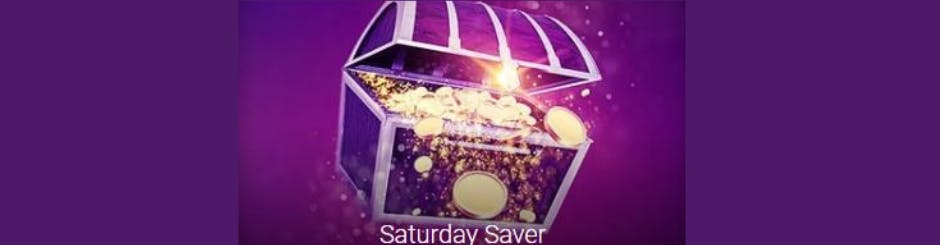 PartyCasino Online Promo - Saturday Saver - Celebrate Your Win - Get Paid When You Don't