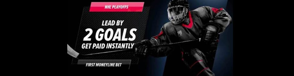 PointsBet Sportsbook Promo - NHL Early Payout - Early Playoff Game