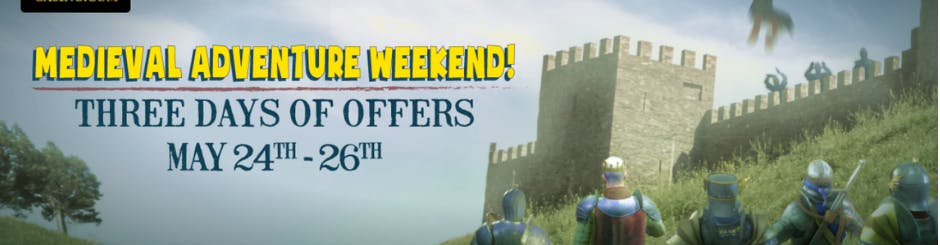 Golden Nugget Online Casino Promo - Medieval Adventure weekend